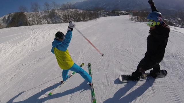 白馬スキー場