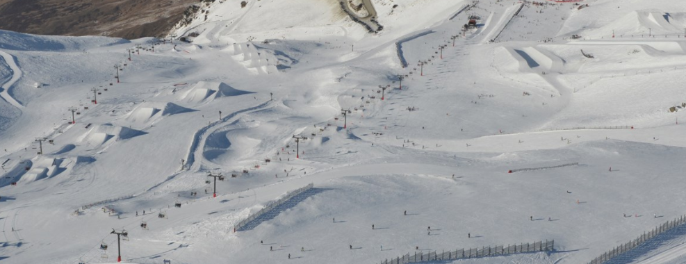 Trail Map Mountain Cardrona Alpine Resort
