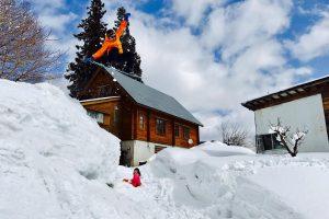 豪雪地帯の田舎移住