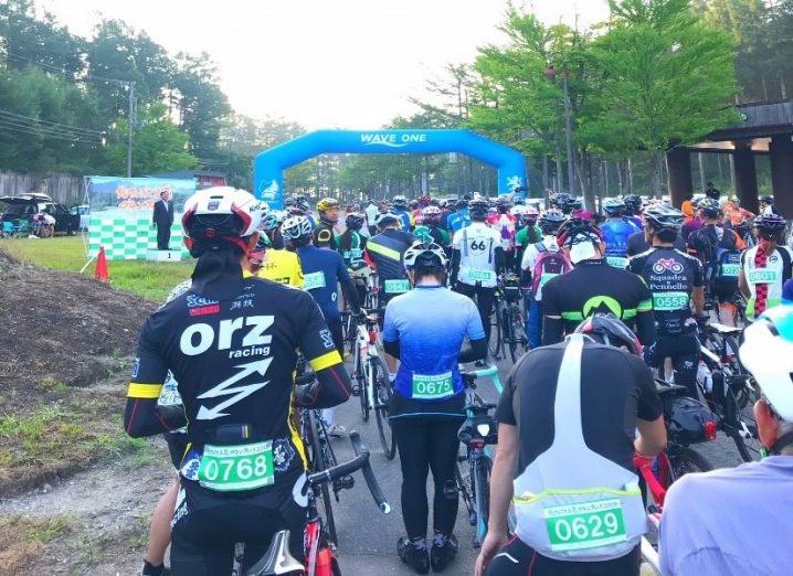 白馬サイクルイベント